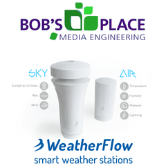 Bob Paauwe WeatherFlow Software Plug-in for HS3:HomeSeer Store