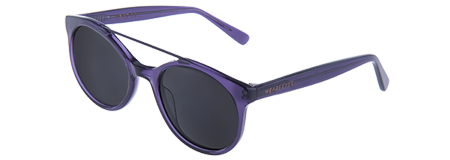 Vector Purple with Black Lenses