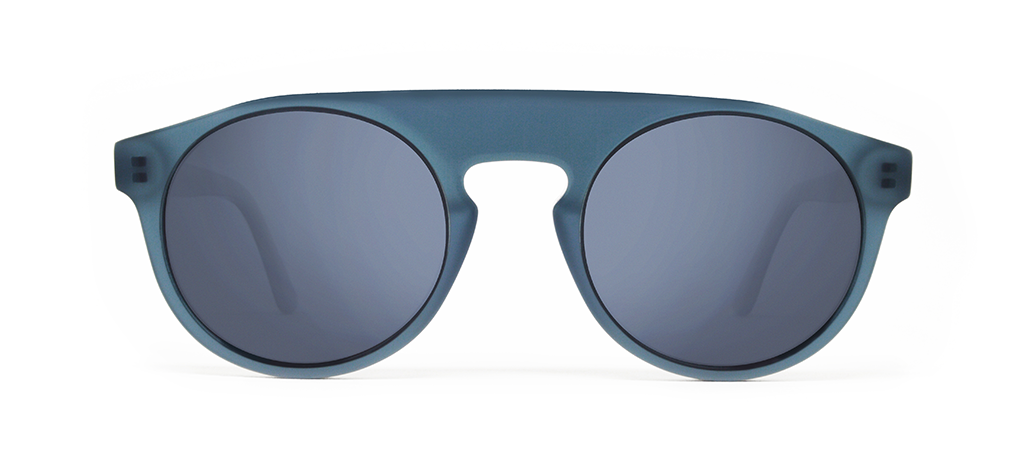 Atom Grey with Grey Mirrored Lenses