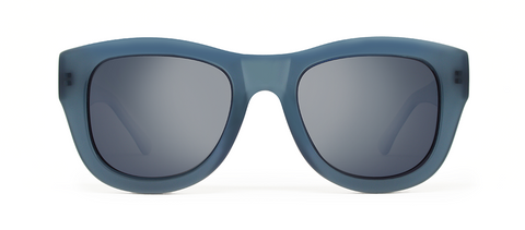 Blaze Grey with Grey Mirrored Lenses