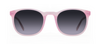 Delta Pink with Black Gradient Lenses