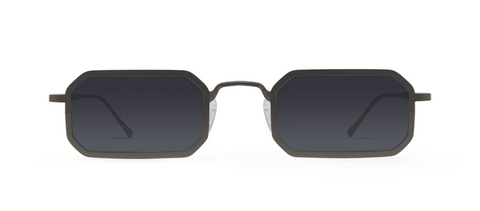 Gamma 2.0 Gun Metal with Black Lenses