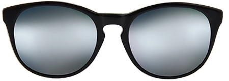 Gravity Black with Grey Mirrored Lenses