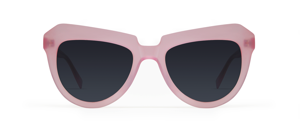 Iota Pink with Black Lenses