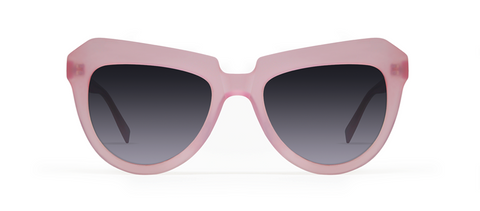 Iota Pink with Black Gradient Lenses
