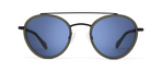 Kappa Grey with Blue Lenses