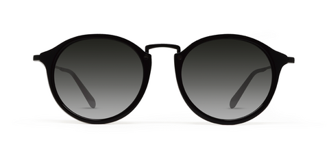 Lamda Black with Black Gradient Lenses