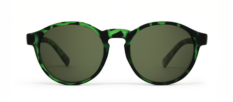 Orbit Green Tortoise with Green Lenses