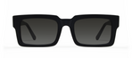 Qubit Black Matte with Black Lenses