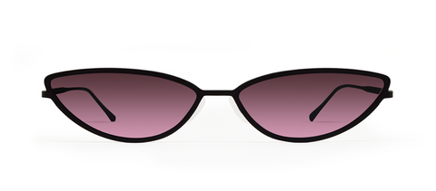 TAF 2.0 Black with Pink Lenses