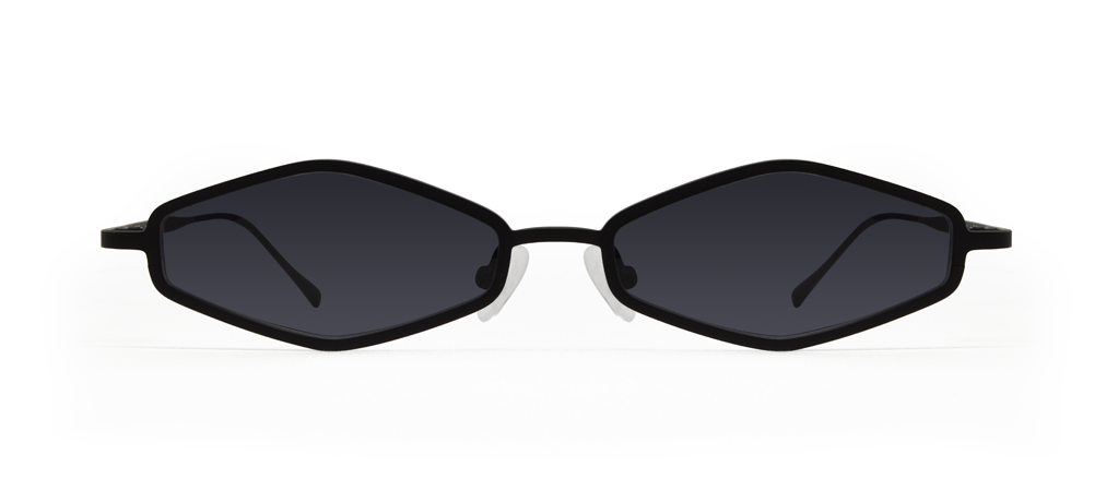 Theta 2.0 Black with Black Lenses