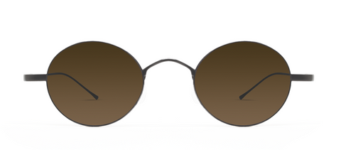 Titan 11S Gun Metal with Brown Lenses