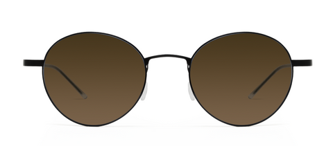 Titan 15S Black with Brown Lenses