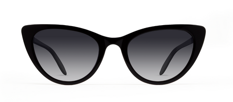 Ypsilon Black with Black Gradient Lenses