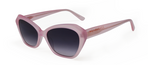 Zeta Pink with Black Gradient Lenses