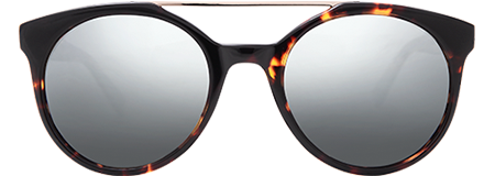 Vector Tortoise with Grey Mirrored Lenses