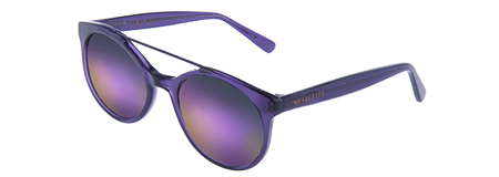 Vector Purple with Purple Mirrored Lenses