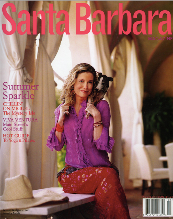 Santa Barbara Magazine - Summer 2003 Cover of Santa Barbara Magazine Summer 2003