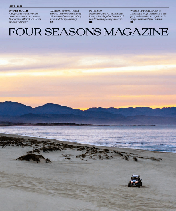 Four Seasons Magazine Issue 1 2020 Four Seasons Magazine