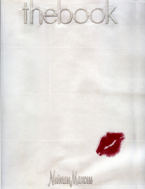 Neiman Marcus magazine cover of the book