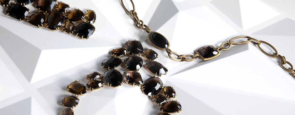 Smokey Topaz Jewelry by Darby Scott