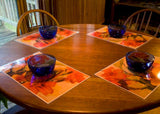 Set of 6 Placemats (Donation to Food Bank)