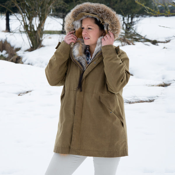 "Outdoorparka ""Mistral"""
