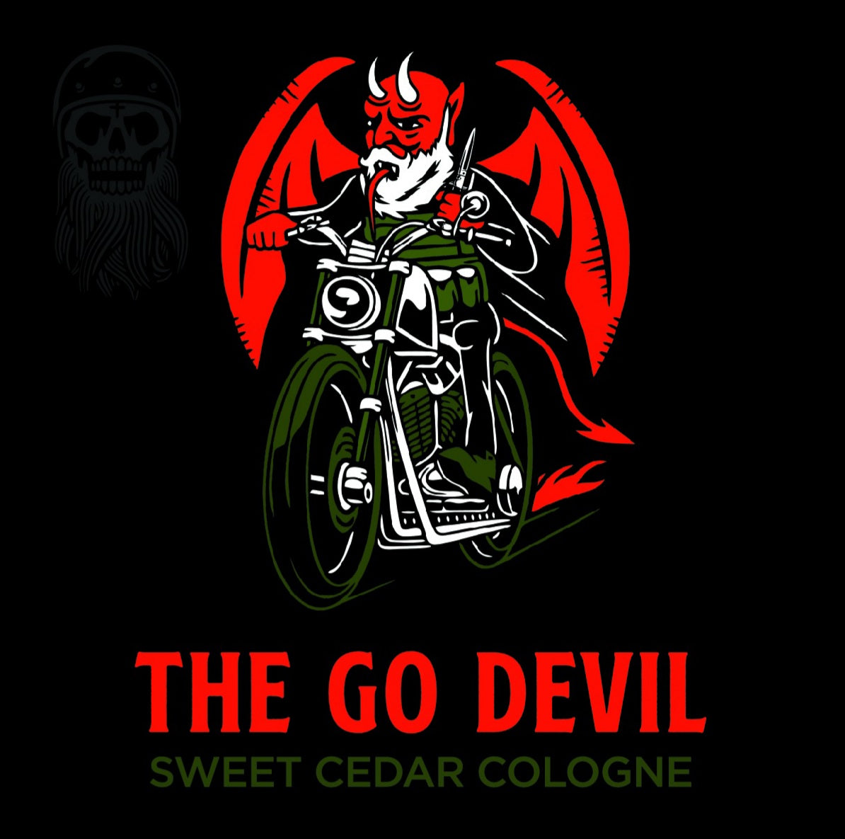 THE GO DEVIL (cedar leather cologne)