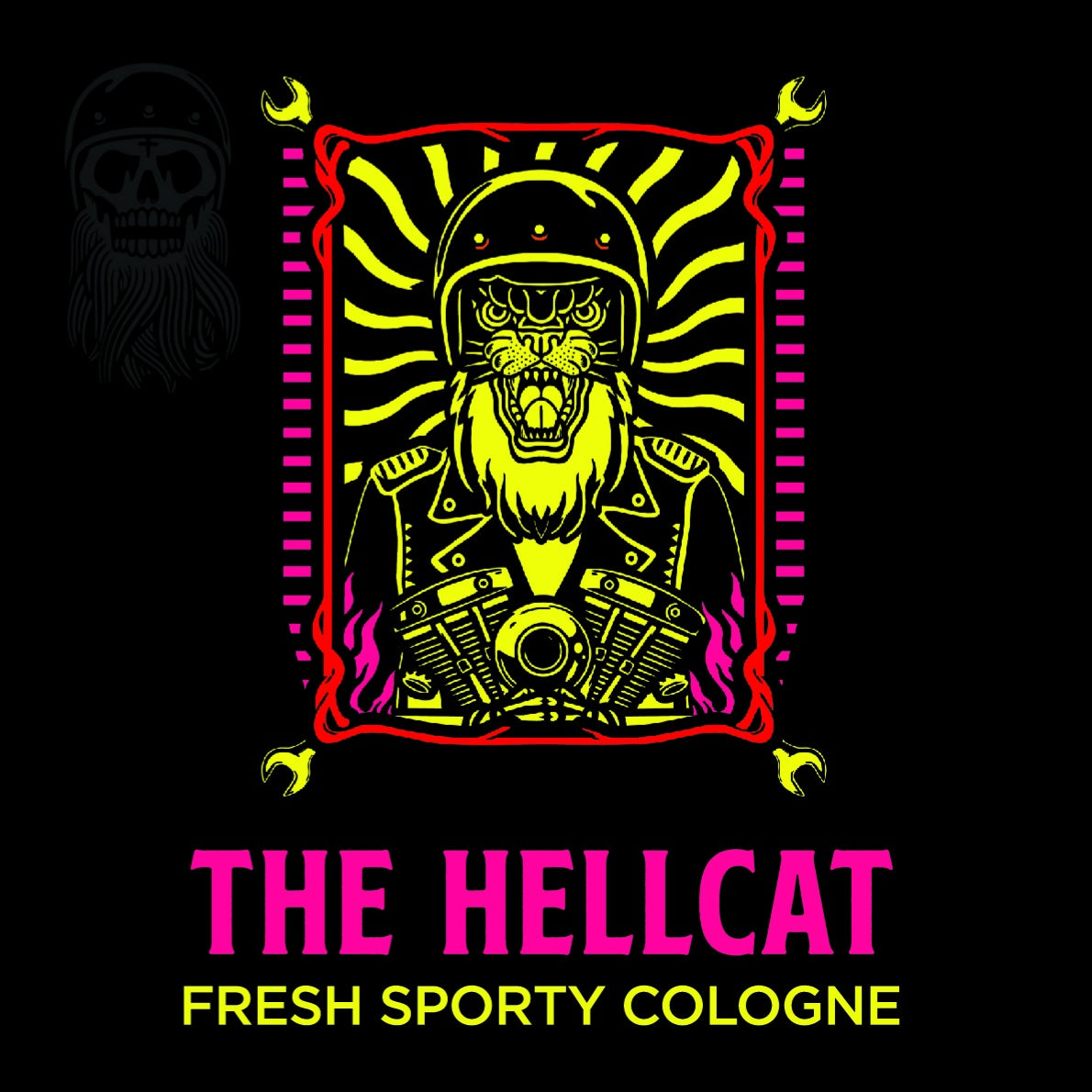 THE HELLCAT (fresh sporty cologne)