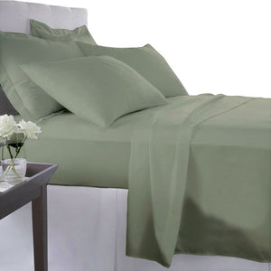 Sage Pillow Case Set