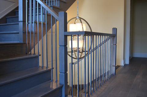 Stairs & Railings Ideal Railings - Wrought Iron Pickets