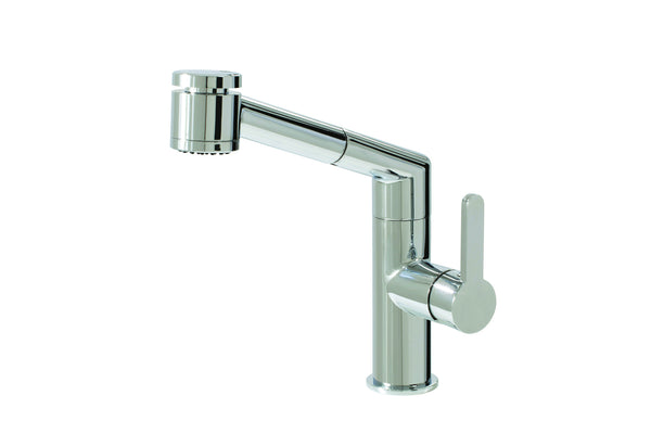 New Condo Aquabrass - Pull-Down Dual Stream Mode Kitchen Faucet