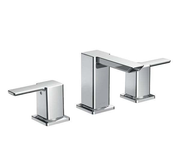 90 Degree Moen - Widespread Faucet