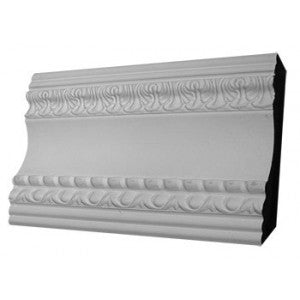 "Heritage Series 7"" - 704 Acanthus Leaf & Dentil - Cornice Trim Ltd."