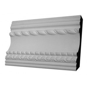 "Heritage Series 7"" - 705 Rope & Dentil - Cornice Trim Ltd."