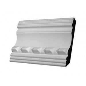 "Heritage Series 7"" - 707 Dentil Grande - Cornice Trim Ltd."