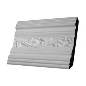 "Heritage Series 7"" - 709 Classic Running Leaf - Cornice Trim Ltd."