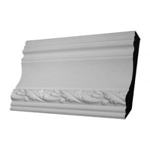 "Heritage Series 7"" - 710 Running Leaf - Cornice Trim Ltd."