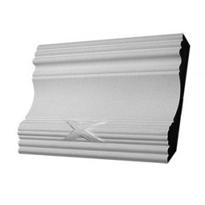 "Heritage Series 7"" - 711 Reed & Ribbon - Cornice Trim Ltd."