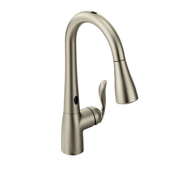 Arbor Moen - High-Arc Hards-Free with Pull-Down Spout