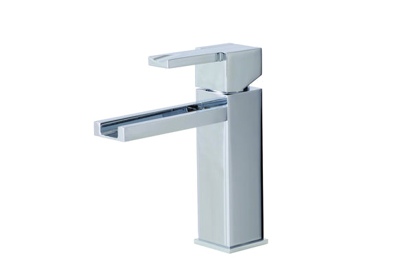 Streem Aquabrass - Single hole lavatory faucet