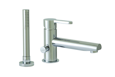 Cabrio Aquabrass - Tub Faucet with handshower