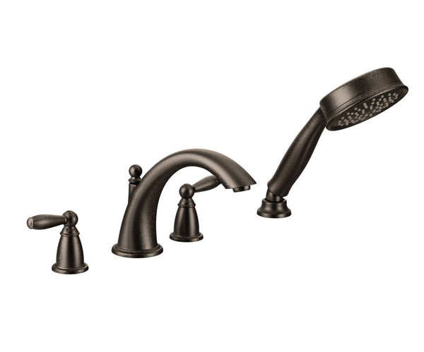 Brantford Moen - Tub Faucet, Handheld Shower