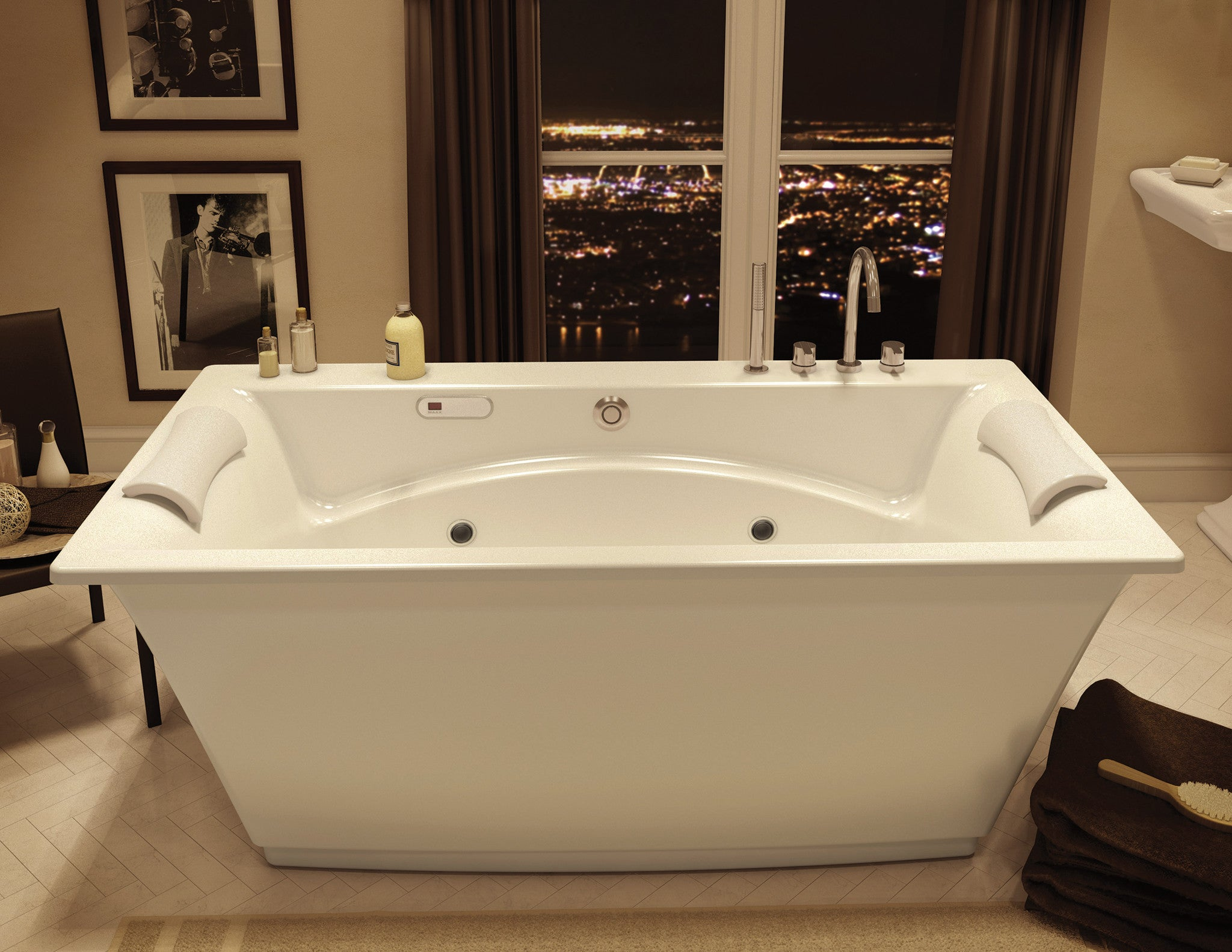 Tub Maax - Optik with Skirt – Pace Developments Design Boutique