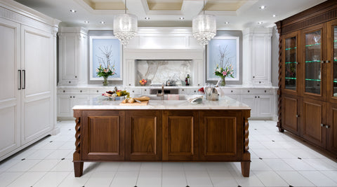 CUSTOM KITCHEN FEATURES by Cortina Kitchens