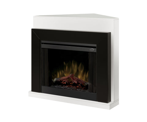 Fireplace Dimplex - Ebony Convertible