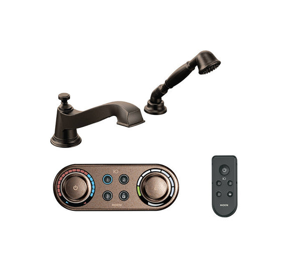 Rothbury Moen - IO Digital Roman Tub w/Handheld Shower