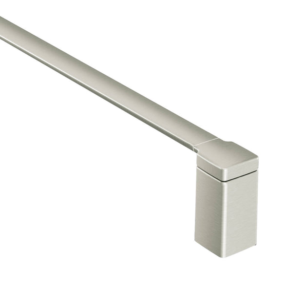 "90 Degree Moen - 24"" Towel Bar"