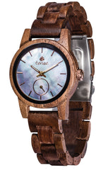 Tense Watches - Small Hampton in Walnut