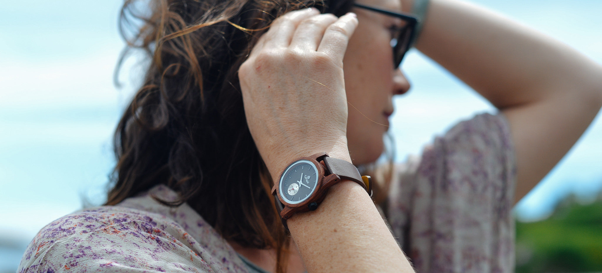 Tense Watches - The Small Leather Hampton Watch